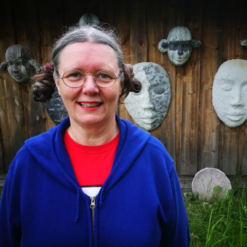 Osa 24 - Betonin keveää haurautta, vieraana kuvanveistäjä Virpi Kanto