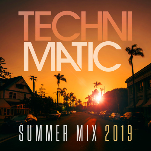 Technimatic - UKF Music Podcast 121 + Summer Mix 2019 (2019)