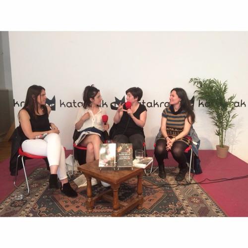 «Entrañas» de Danele Sarriugarte con Lucía Baskaran, Iruña Iriarte &Miren Iriarte