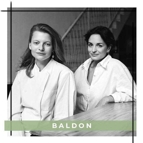 Gründerinnen des Restaurant BALDON in Berlin – Podcast Episode 52 im sisterMAG Radio
