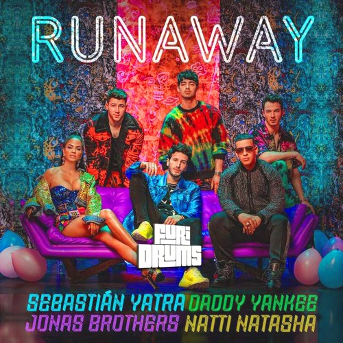 Sebastian Yatra, Daddy Yankee Natti Natasha - 💖 Runaway 💖 Ft Jonas