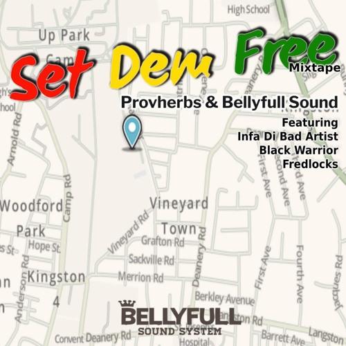 "Bellyfull Sound presents...  Provherbs ""Set Them Free"" Mixtape 2019"