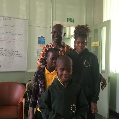 Chat With Abu Hassan Kamara From The Milton Margai School For The Blind In Sierra Leone
