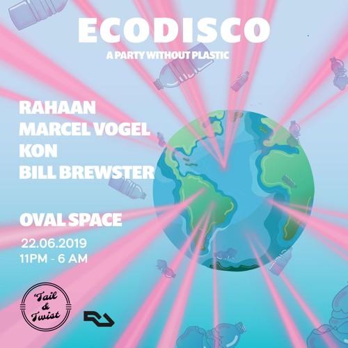 Soho Radio - SohoJams w/ Mark Hume & EcoDisco (20/06/2019)