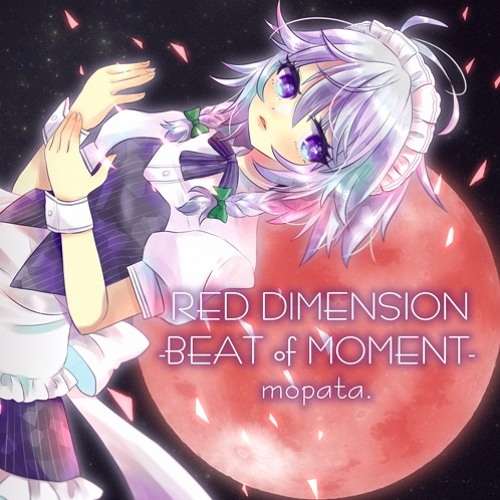 RED DIMENSION -BEAT of MOMENT-