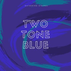 Two Tone Blue