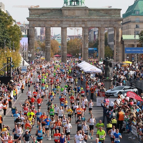 Road to Berlin Marathon: Week 2