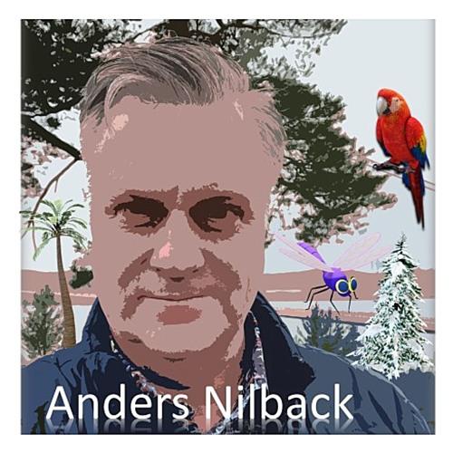 Anders Nilback: Öppna dörren