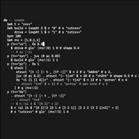 Charli XCX - Vroom Vroom (Lil Data TidalCycles live coding edit)