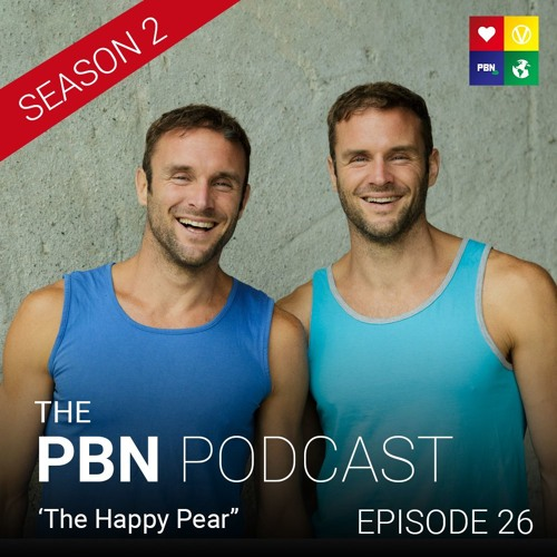 Identical Twins, Chefs, Authors & Entrepreneurs. | Interview with The Happy Pear Episode 26