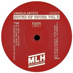 MLH005 VA - Sound Of House vol.5 (Metta, 4trak, Dennis Collado, Philou Louzolo, Daniele Temperilli)