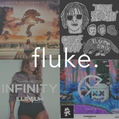 Love Sosa x Infinity(Illenium Remix) x Alone(Remix)x Feel Good (fluke. Mashup)