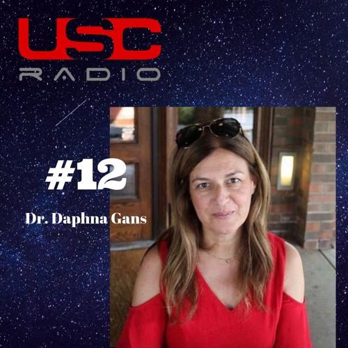 EP12: USC Radio - Dr. Daphna Gans