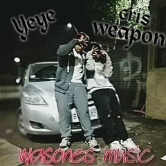 Cris weapon X Yeye - hijo de la weona