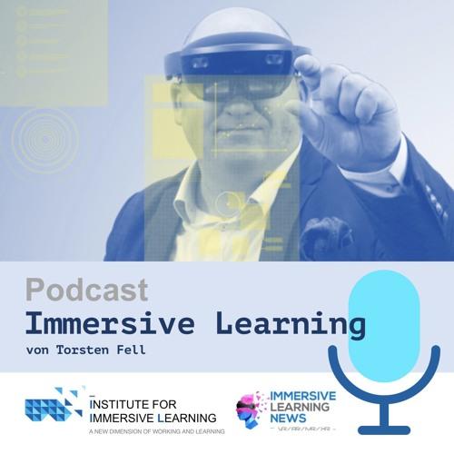 #018 Immersive Learning Podcast - eigenes VR-App in mache, erste Test-Apps Oculus Quest