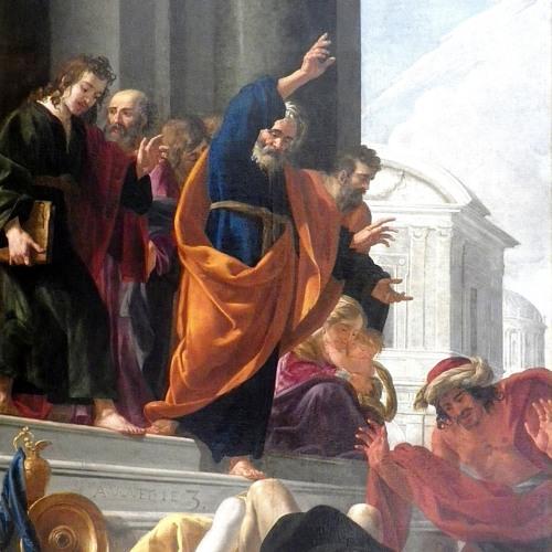Qui a tué Ananias et Saphira ? (Actes 4:32 à 5:13)