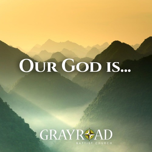 Our God Is Sovereign