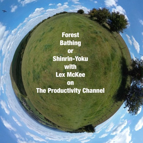 The Productive Prosperity Podcast on Forest Bathing