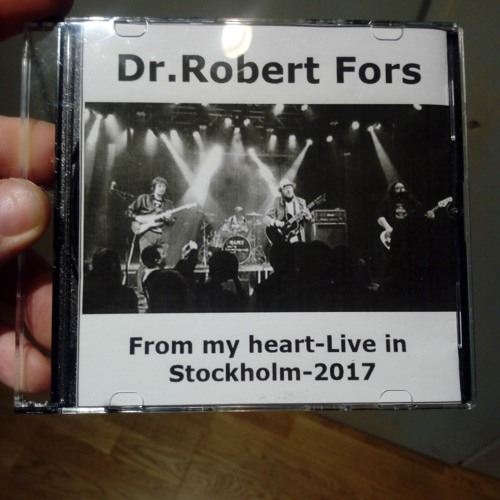 Dr.Robert Fors -Fooled Me Twice ( Compressed Version )