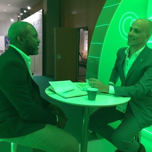 CEO Interview: Ricardo Machado, Founder and CEO of Aenergy (Africa Energy Forum 2019)