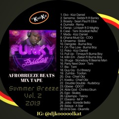 AfroBreeze Beats Mix