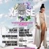 XPOSE - DJ FLARE/BIG ROCK/STEENIE/PENNY BLING @TWENTY7 LOUNGE, MISSISSAUGA 6/22/19