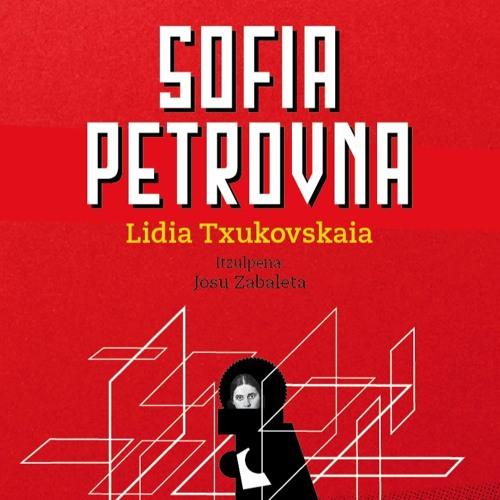 Josu Zabaleta «Sofia Petrovna»rekin EUSKADI IRRATIAn