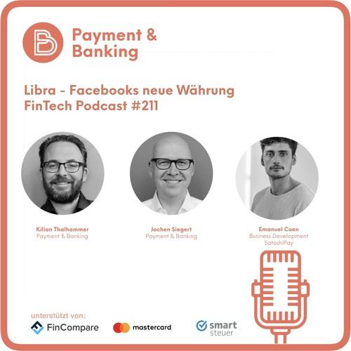 Libra - Facebooks neue Währung - FinTech Podcast #211
