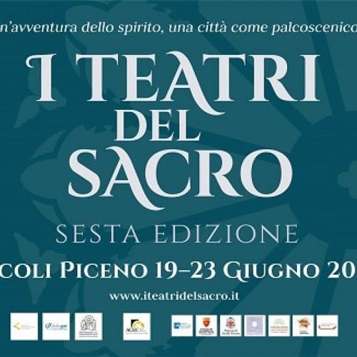 """Realtà Locali """"Teatri del Sacro"""" - 21 Giugno"""
