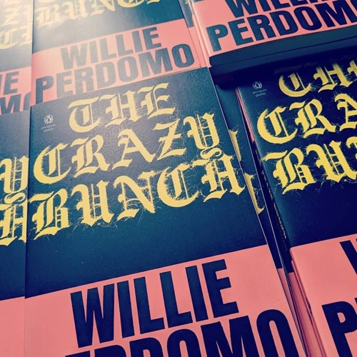 One Book One Bronx: The Crazy Bunch by Willie Perdomo 6/11/19 Ep 11