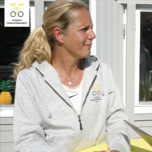 Svenska Tennispodden #nextgen special Åsa Svensson
