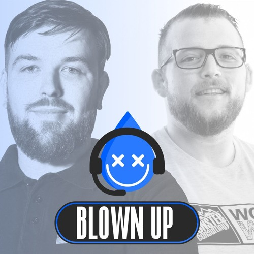 BLOWN UP #26 Mit Norman Harras