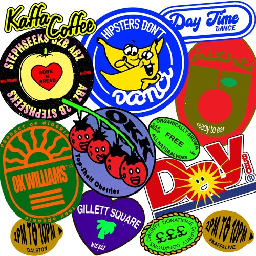 Kaffa Live x O.K.K: Day Time Dance (Live Recordings)