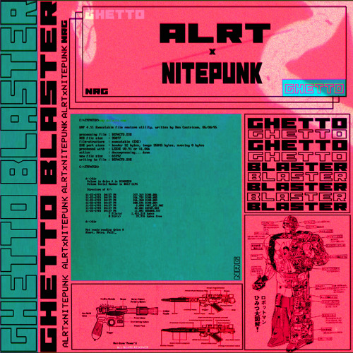 ALRT x NITEPUNK - GHETTO BLASTER