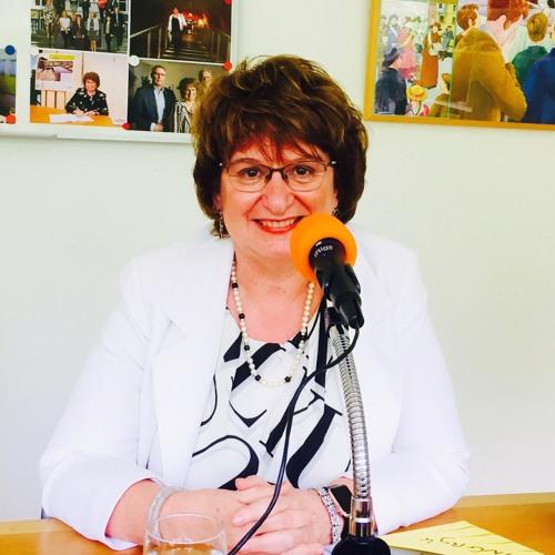 Afl. 56: Mariëtte Hamer (SER) over nieuw plan werkgevers en werknemers voor industrie-transitie