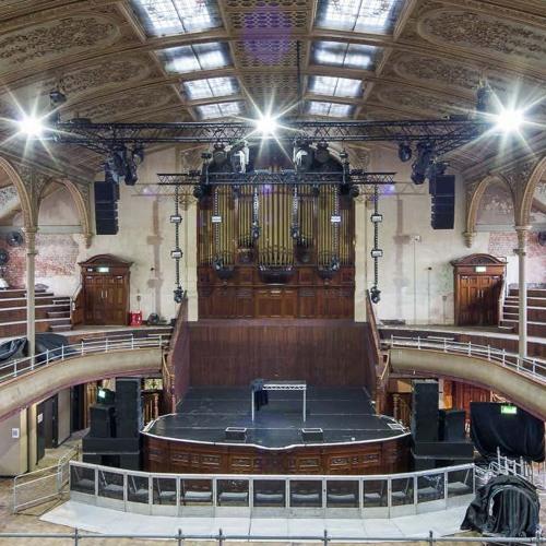 GREG WILSON - Live From FAC 51 The Haçienda @ Manchester Albert Hall 2019
