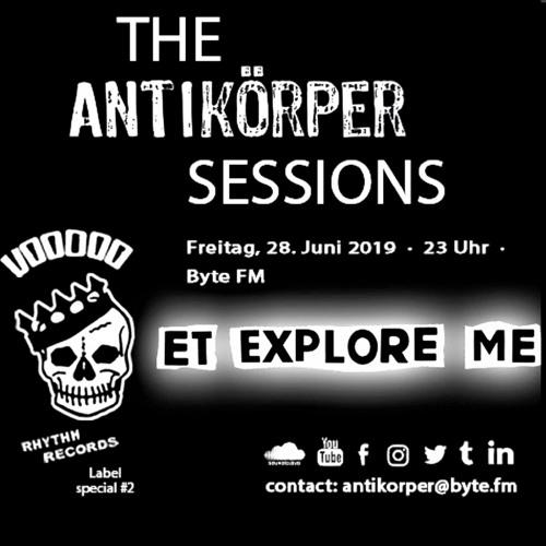 ET EXPLORE ME - Voodoo (Antikörper Session)