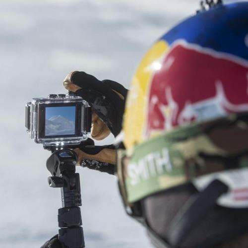 Werbung Garmin Actioncamera