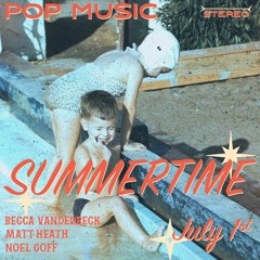 Summertime - feat.  Becca VanDerbeck and Matt Heath