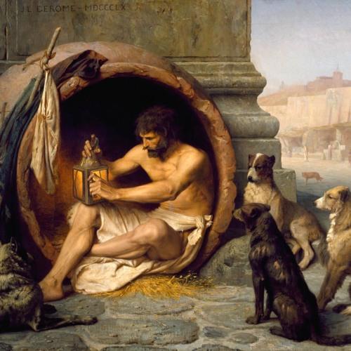 """""""El Barril de Diógenes"""": Heidegger, paisaje creador"""