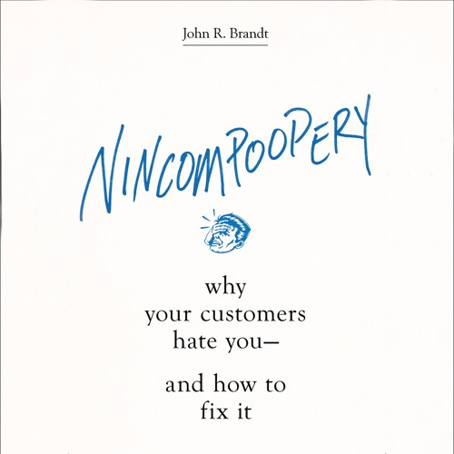 NINCOMPOOPERY by John. R. Brandt
