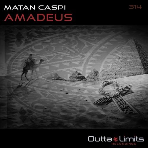 Matan Caspi - Amadeus (Original Mix) [Outta Limits]
