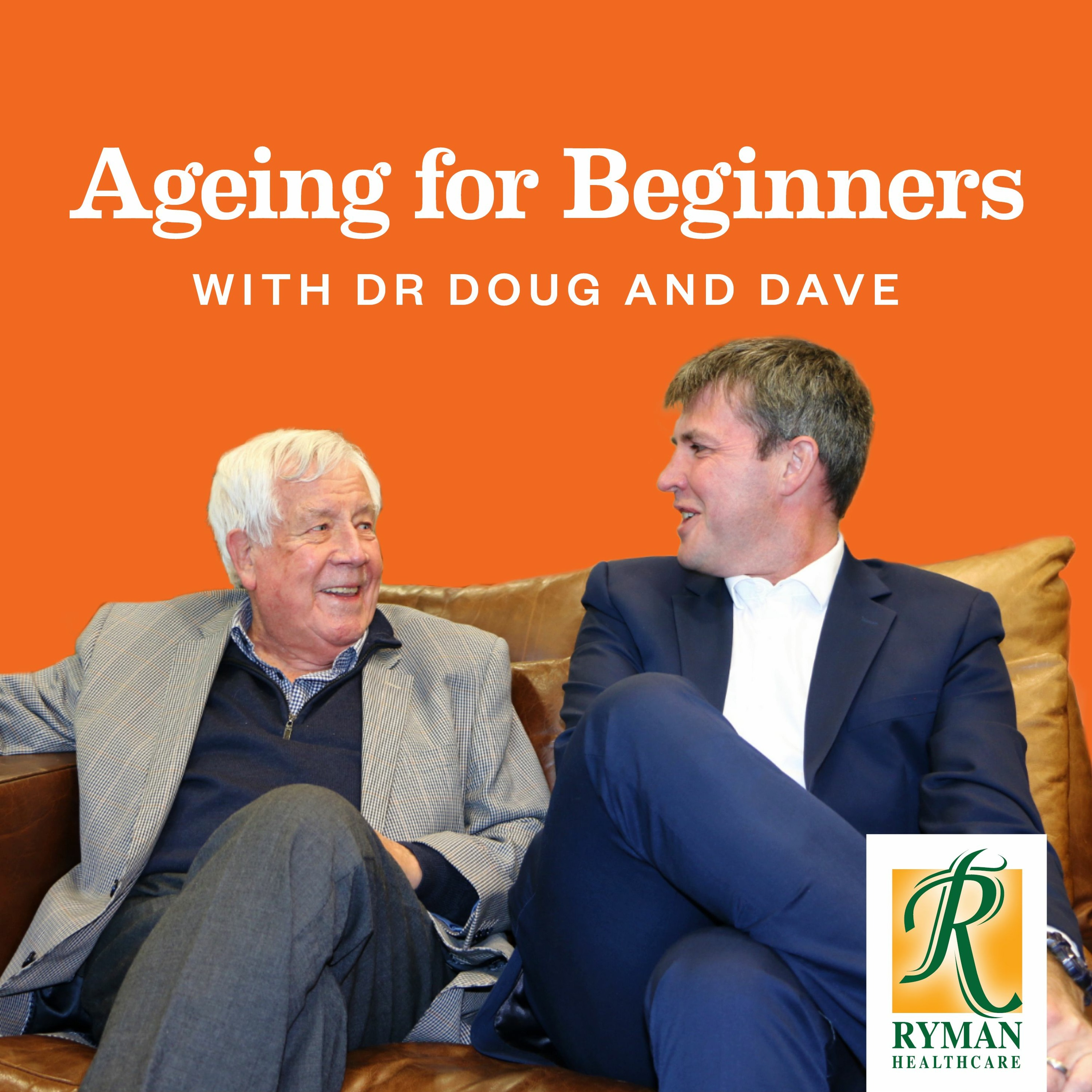 Ageing for Beginners - Ageing For Beginners - Episode 1 - Alzheimers in the family