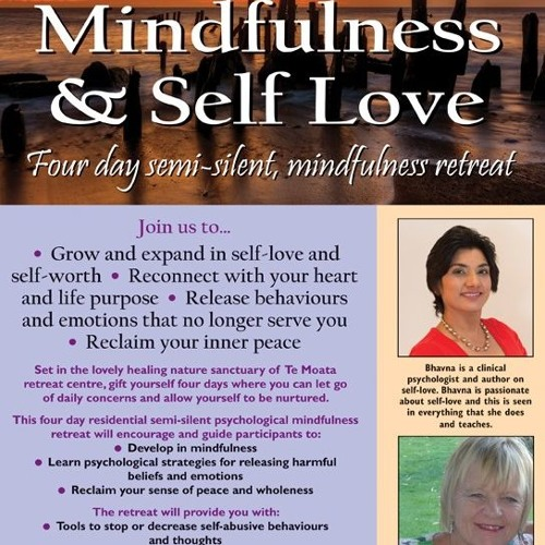 Audio 33 - RETREAT -  Mindfullness And Self Love
