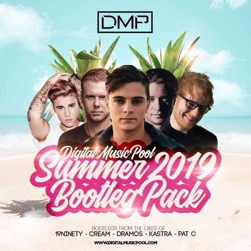 Digital Music Pool Summer 2019 Bootleg Pack (15 Free Bootlegs) by