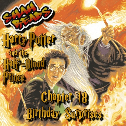 Chapter 18 Birthday Surprises Harry Potter And The Half Blood Prince By Shahwiqarshahin