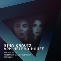 Nina Kraviz b2b Helena Hauff live at Time Warp Mannheim 2019