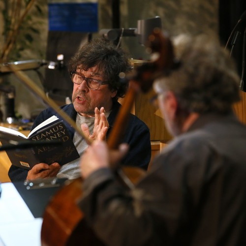 Actor Stephen Rea performed Seamus Heaney's translation of Book VI of the Aeneid