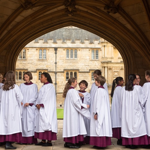 Choral Evensong on the Feast of the Birth of St John the Baptist, 24 June 2019
