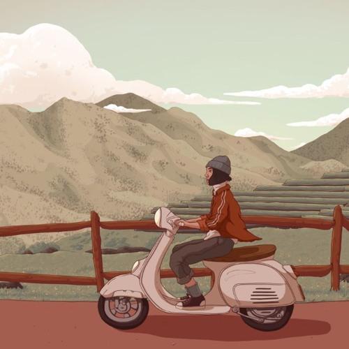 Kalaido - Motorbikes In Sapa